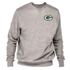 Packers Logo Loop French Terry Crew