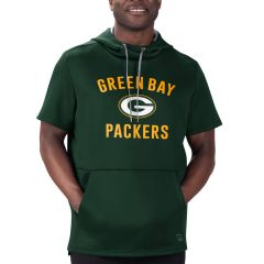 Packers MSX by Michael Strahan Pullover Hoodie