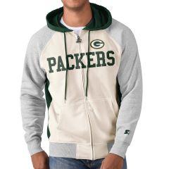 Packers Pinnacle Full Zip Hoodie