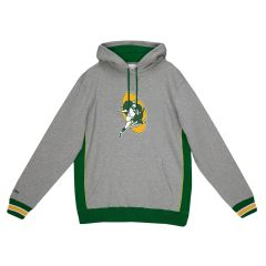 Packers Pinnacle Heavy-Weight Fleece Hoodie