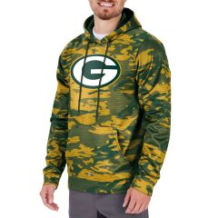 Packers Camo Lines PO Hoodie