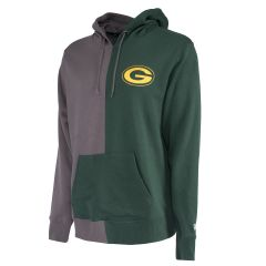 Packers Split Color PO Hoodie