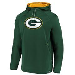 Packers Embossed Defender PO Hoodie
