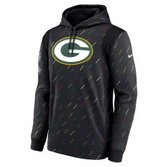 Packers 2021 Crucial Catch Therma PO Hoodie