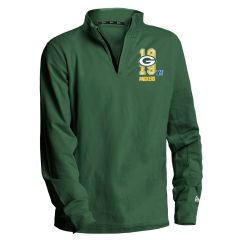 Packers 1919 French Terry 1/4 Zip Pullover