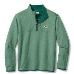 Packers Bahama Blitz 1/2 Zip Pullover