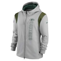 Packers Therma Full Zip Hoodie
