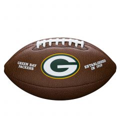 Green Bay Packers Full Size Composite Football