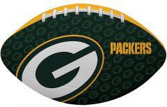 Green Bay Packers Gridiron Junior Rubber Football