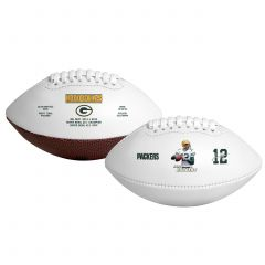 Packers Youth Playmaker #12 Rodgers Mini Football