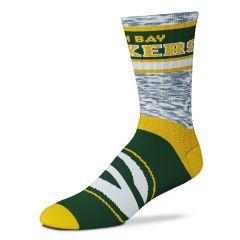Packers Double Deuce Crew Sock