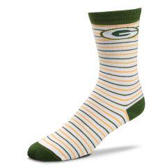 Packers Womens Line Stripes Sock