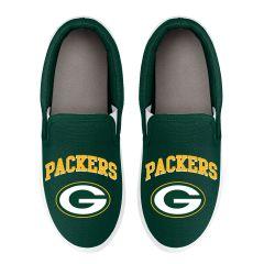 Packers Women's Big Logo Slip On Shoe