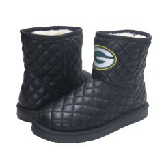 Packers Women's Quilted Boot