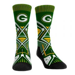 Packers Move The Chains Crew Sock