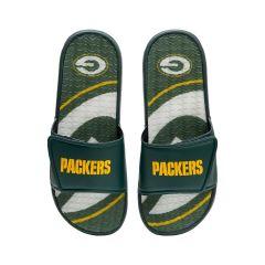Packers Youth Gel Slide Sandal
