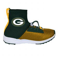Packers Youth High Top Light-Up Shoe