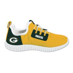 Packers Youth Low-Top Light-Up Shoes