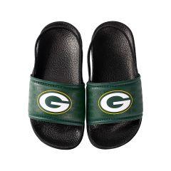 Packers Pre-School Faded Wordmark Sandal