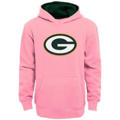 Green Bay Packers Girls Prime Pullover Hoodie