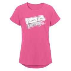 Packers Girls Brush Stroke T-Shirt