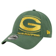 Packers Girls Glitter Crop 9Forty Cap