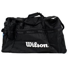 NFL Wilson Team Issue Wheeled Duffle Bag