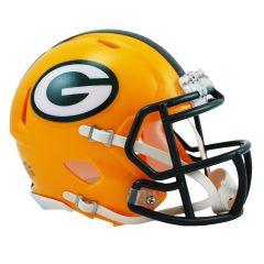 Green Bay Packers Speed Mini Replica Helmet