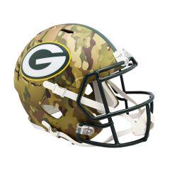 Packers Camo Alternate Speed Replica Helmet