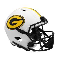 Packers Lunar Eclipse Speed Replica Helmet