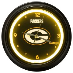 Packers LED Clock