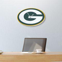 Packers Foam Wall Clock