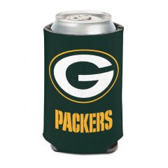 Packers Basic Logo Can Cooler
