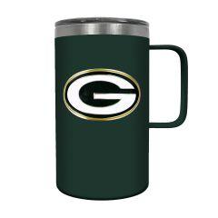 Packers Hustle Stainless Mug