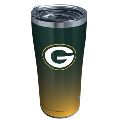 Packers Ombre Stainless Tumbler