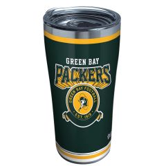 Packers Vintage Stainless Tumbler