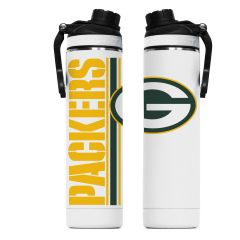 Packers Striped Logo 22 oz. Hydra Water Bottle