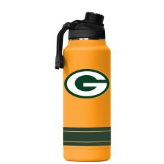 Packers Alternate Color 34 oz. Hydra Water Bottle