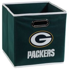 Packers Collapsible Storage Bin