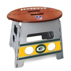 Packers Folding Step Stool