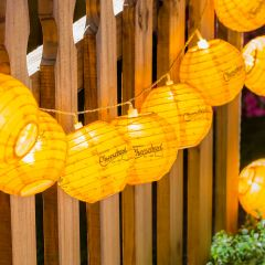 Packers Cheesehead® String Lights