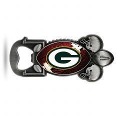 Green Bay Packers Party Starter Bottle Opener