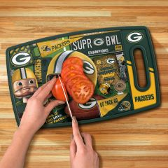 Packers Retro Series Cutting Board