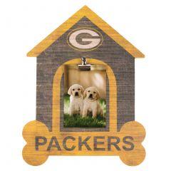 Packers Dog Bone House Clip Frame