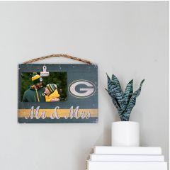 Packers Mr. & Mrs. Clip Frame