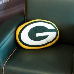 Packers G Logo Cloud Pillow