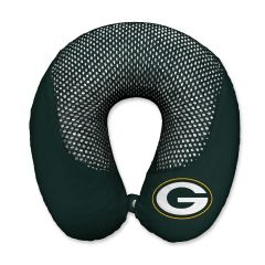 Packers Cooling Gel Travel Pillow