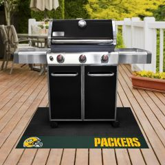 Packers Grill Mat