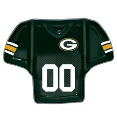 Packers Glass Jersey Chip N Dip