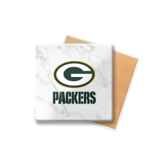 Packers Marble Coaster